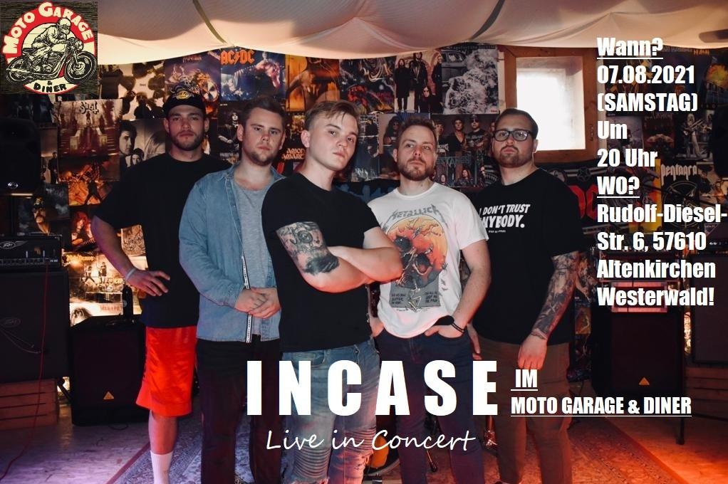 INCASE - Live in Concert